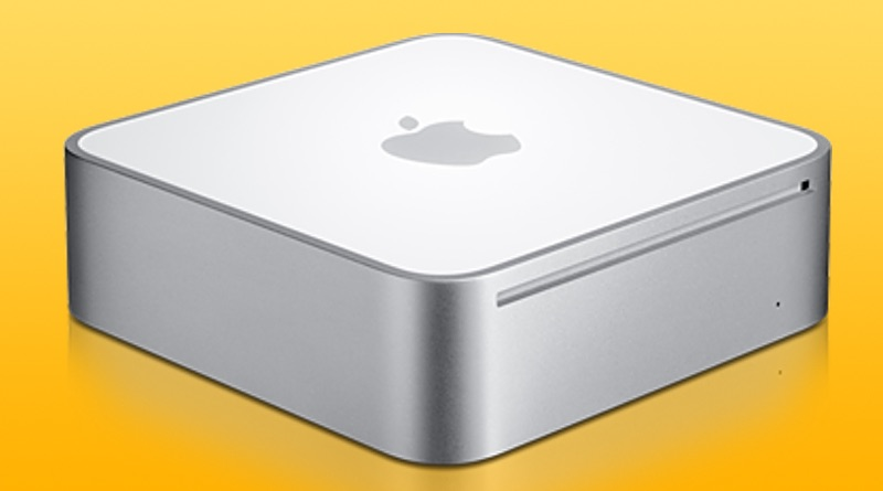 Repurposing a Mac mini G4 as an iTunes Server